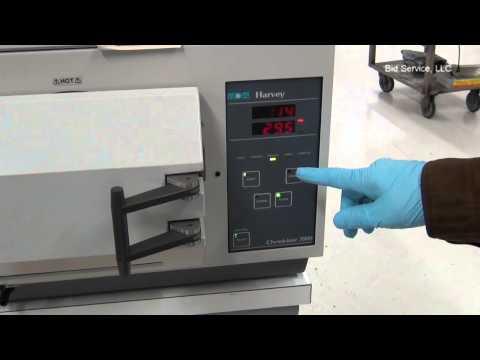 Harvey Chemiclave 7000 Lab Sterilizer #51970