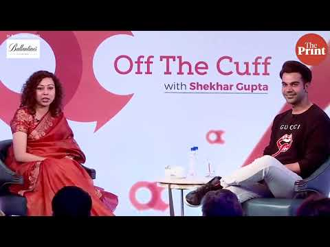 Delhi boys who want to act think that if SRK can do it, so can we: Rajkummar Rao at #ThePrintOTC Mp3
