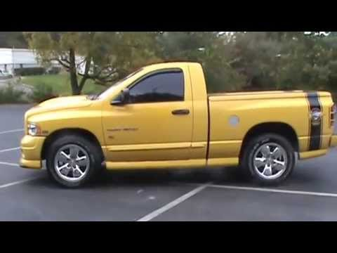 2005 Dodge Ram 1500 For Sale >> FOR SALE 2005 DODGE RAM 1500 RUMBLE BEE STK# 20879A www