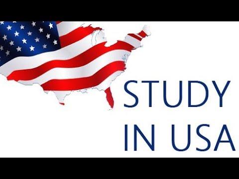 الدراسة في امريكا و منحة فولبرايت Fulbright