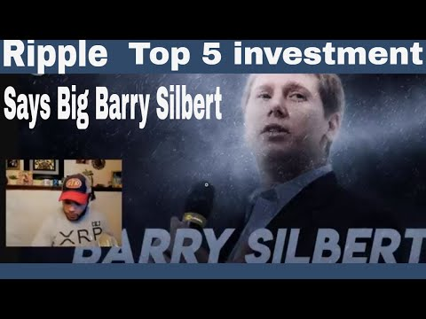 Ripple XRP Above and Beyond' the World of Banking. Big Barry Silbert Ripple Top Investment