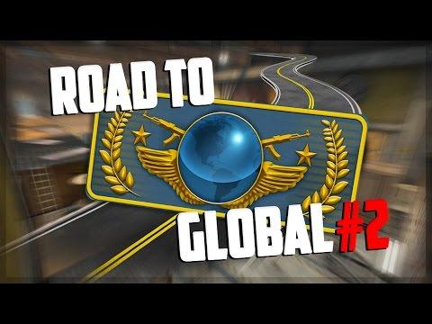 Road to Global Elite #2 (CS:GO)