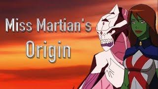 Miss Martian's Origin (Young Justice)