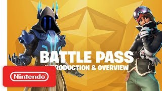 Fortnite Season 7 Battle Pass on Nintendo Switch