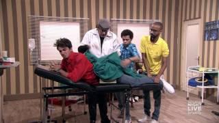 الدكتور الحلاق - SNL بالعربي