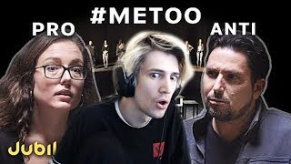 xQc Reacts to Has The #MeToo Movement Gone Too Far?