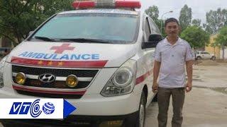 'Bác tài' trải lòng vụ chặn xe ở bệnh viện Nhi  | VTC