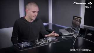 XDJ-R1 Hot Cue Tutorial