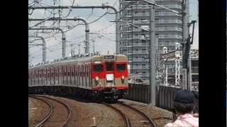 【12/08/31撮影】東武8111Fとスカイツリー
