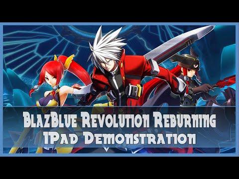 Anime App: BlazBlue