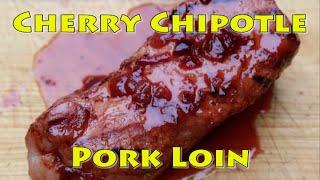 Cherry Chipotle Pork Loin Recipe