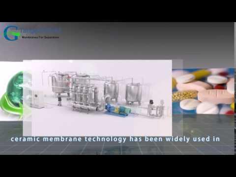 Industrial Application of Ceramic Membrane
