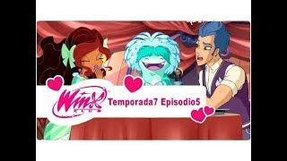 """Winx club 7x05 Temporada 7 Episodio 05 """"Un amigo del pasado """" Español Latino"""