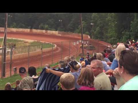 Dillon Sigmon Heat Race 5/28/16