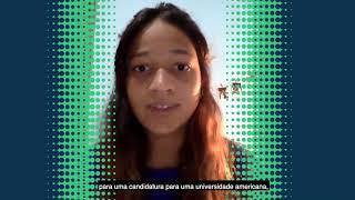 Ponte de Talentos - Amanda