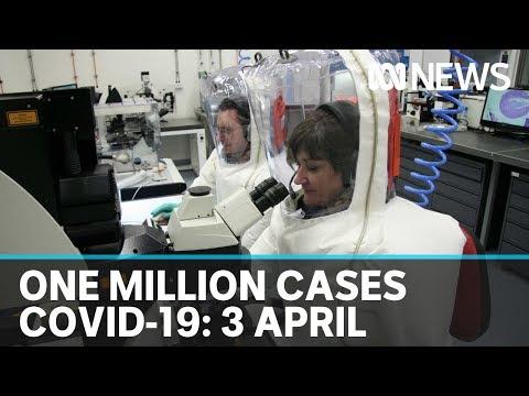 Coronavirus Update: The Latest COVID-19 News For Friday 3 April | ABC News