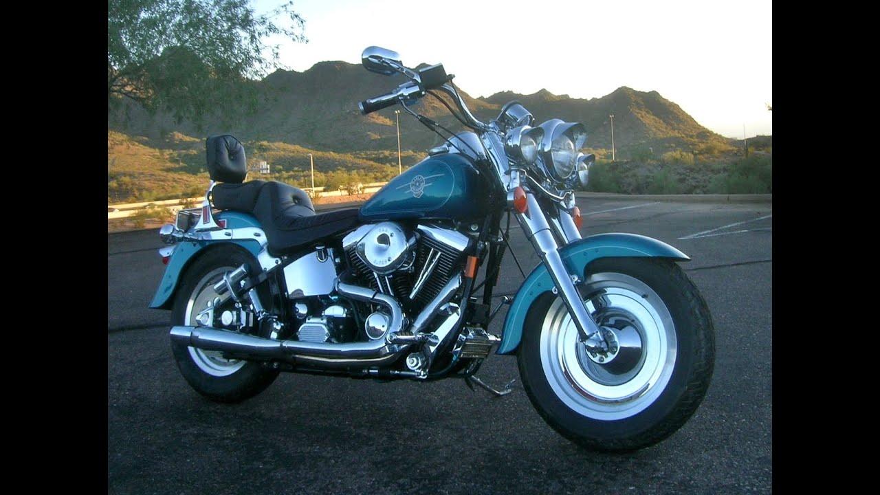 1994 Harley Davidson Flstf Fat Boy