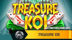 Treasure Koi slot by Aspect Gaming