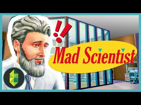 FIRST DAY - Mad Scientist (Part 1)