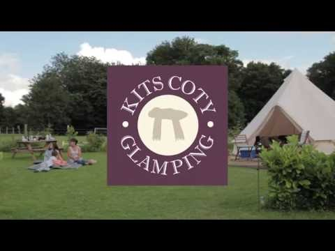Kits Coty Glamping - Glamourous Camping for Everyone