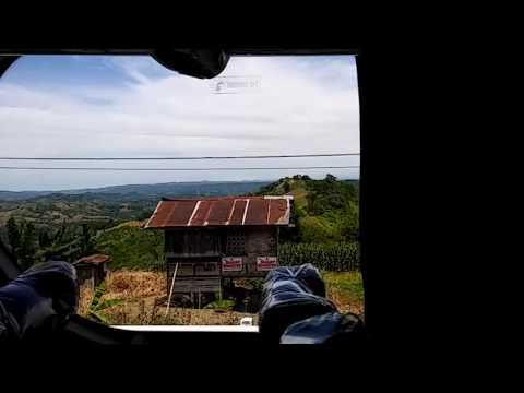 Traveling through bukidnon