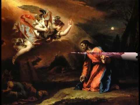 JESÚS EN EL MONTE DE LOS OLIVOS- CHRISTUS AM OLBERG- BEETHOVEN- OP 85