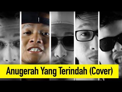 GRADASI - ANUGERAH YANG TERINDAH (FATH & NASRUL VOICE OF MEN, IKHMAL COV COVER)