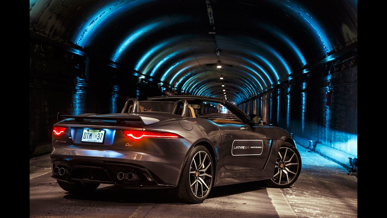Amazing 2016 Jaguar F Type SVR Commercial   NWO, CERN, Kronos U0026 5th Age Of  Enlightenment Being Telegraphed?   YouTube