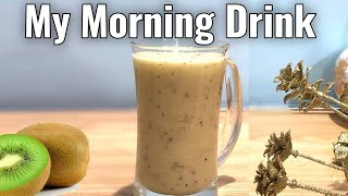 Best Anti Aging and Skin Whitening and Glowing Healthy Drink, My favorite Morning Drink