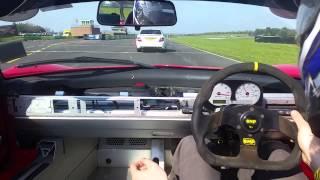 VX220 vs C63 AMG