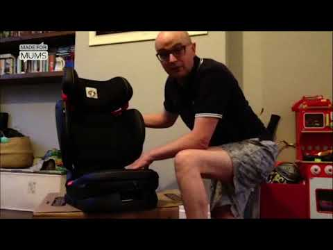 Per Perego Viaggio 2/3 Flex Car Seat Review | MadeForMums Blogger Review 2018