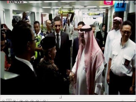 Bandara Soekarno-Hatta Buka 20 Loket Imigrasi Haji - iNews Pagi 18/07