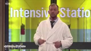 Timo Wopp zu Gast in der Intensivstation