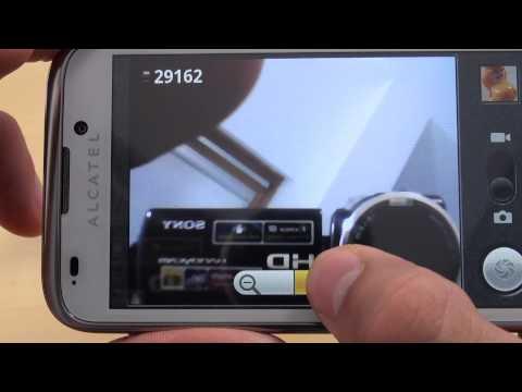 Alcatel onetouch 995 - Kamera - Teil 4