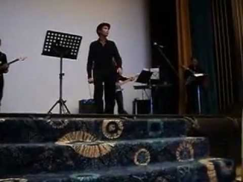 Jamal abdillah-Aku penghibur- cover by izam band