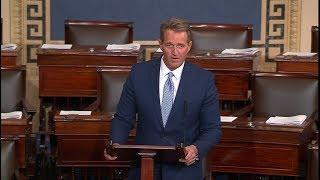 WATCH: Sen. Jeff Flake announces he won't seek re-election