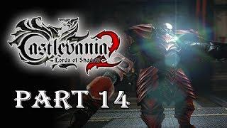 Castlevania Lords of Shadow 2 Walkthrough Part 14 - (Let