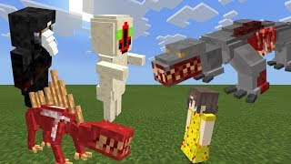 SCP Foundation Add-on in Minecraft PE