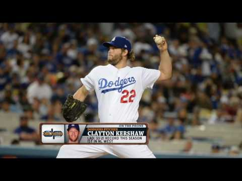 L.A. Dodgers' Clayton Kershaw Talks Hitting Batters on Purpose, Holding Grudges, andMore (6/1/17)