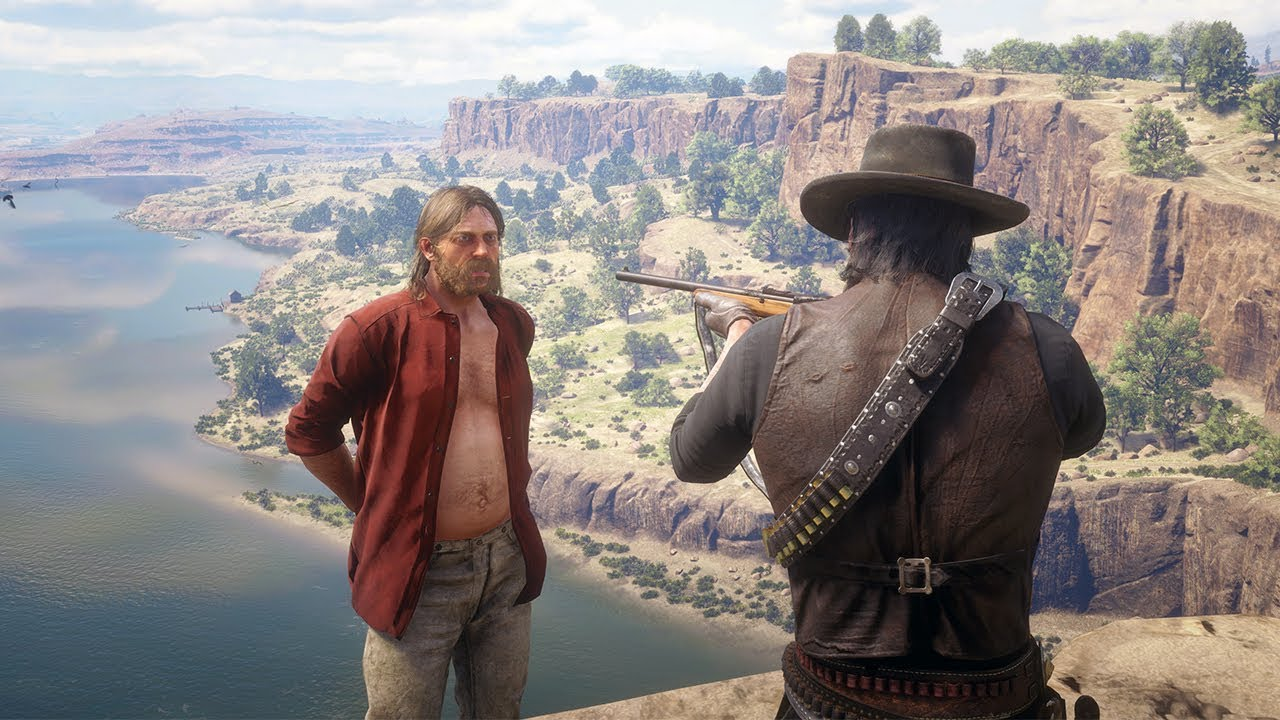Red Dead Redemption 2 PC 60FPS - Funny & Brutal Moments Vol. 54 (Euphoria Ragdolls) thumbnail