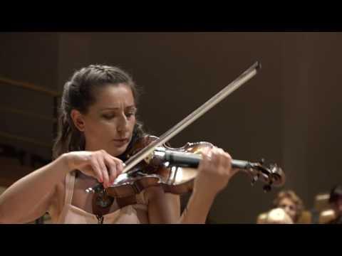 EL CONCIERTO ALEMAN 2017- Elena MIKHAILOVA- Concierto de  Beethoven para violín y orquesta