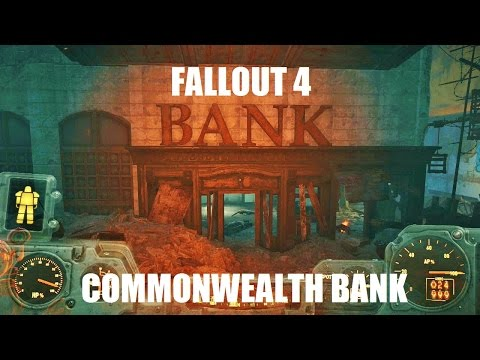 Fallout 4: Commonwealth Bank.