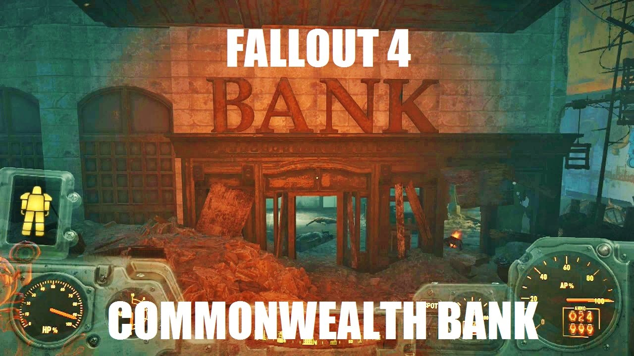 Commonwealth bank intermediary bank