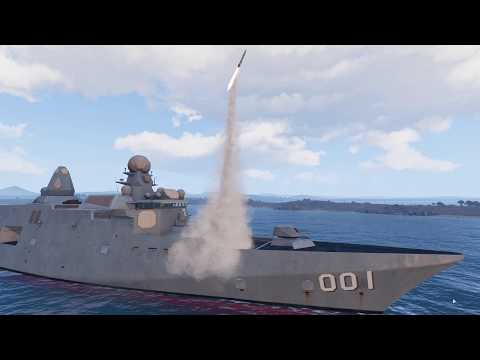 ArmA 3 | How To Use The Mk41 VLS | Encore Update