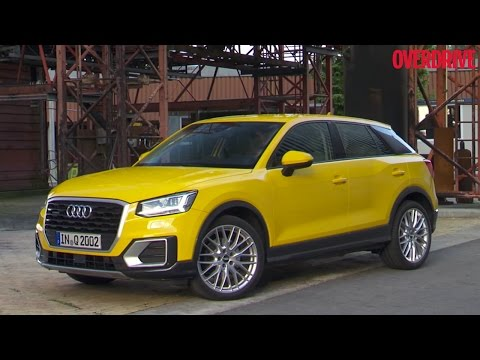 Audi Q2 - First Drive Review