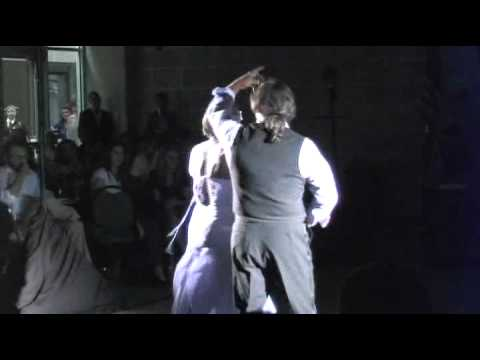 2011 Effingham County Dancing With The Stars - Kia Westmoreland-Reese
