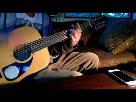 Digital Afterlife Track 57 FingerStyle - Ylia Callan Guitar