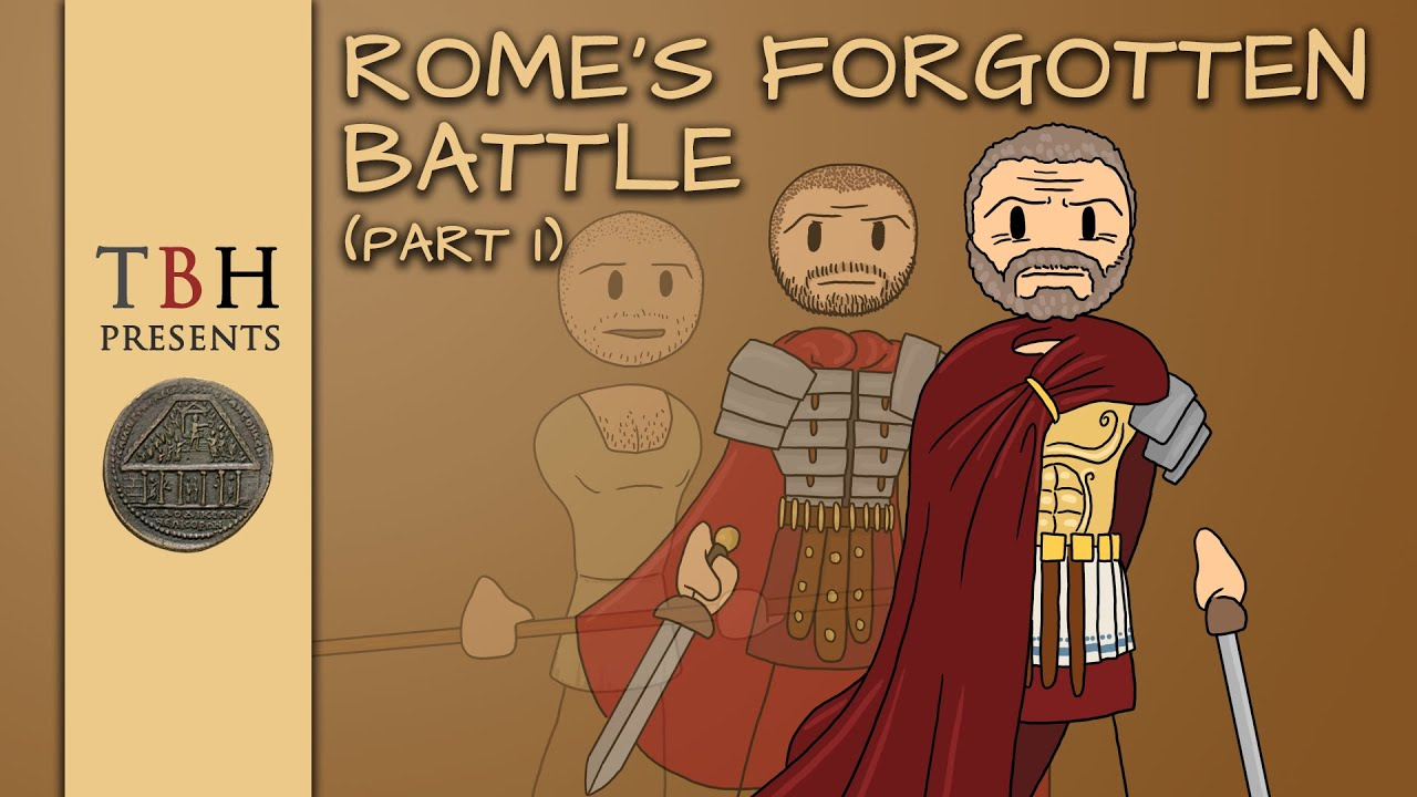Rome's Forgotten Battle  -  The Bearded Historian - Part 01