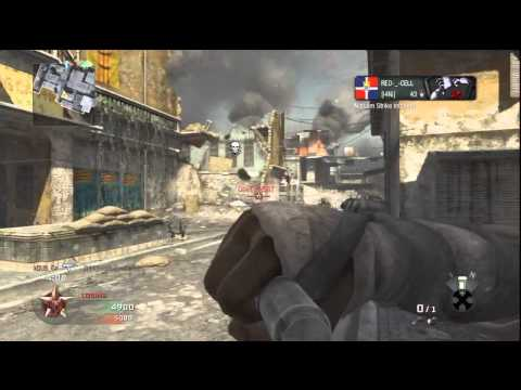Ballistic Knife Black Ops Gameplay Cod Black Ops Gameplay