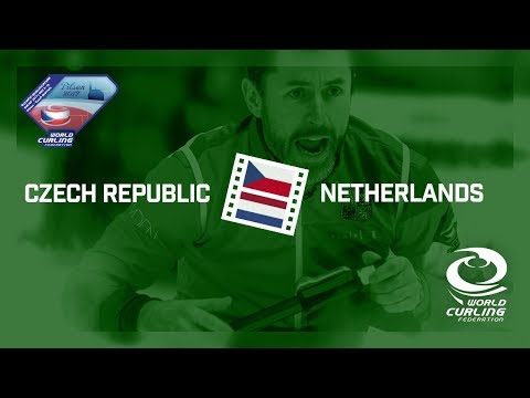 HIGHLIGHTS: Czech Republic v Netherlands - Men - Olympic Qualification Event 2017